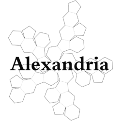 Alexandria website logo